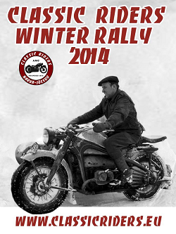 Classic Riders Winter Rally 2014
